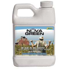 Nova Green 8-32-5 Bloom 1 Fertilizer