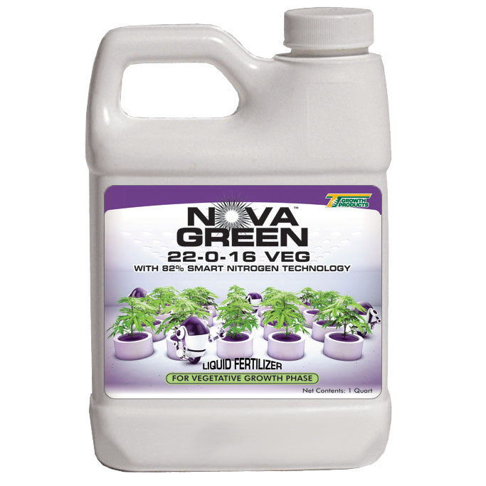 Nova Green 22-0-16 Veg Fertilizer
