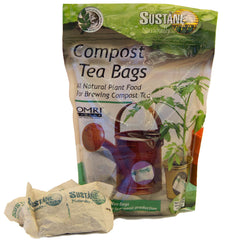 Suståne Compost Tea Bags Organic Fertilizer
