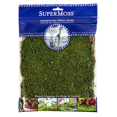 SuperMoss Fresh Green Sheet Moss