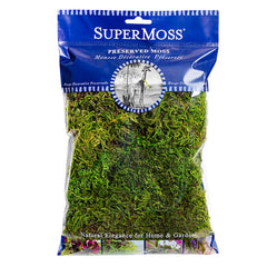 SuperMoss Fresh green Forest Moss
