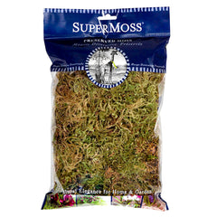 SuperMoss Natural Green Forest Moss