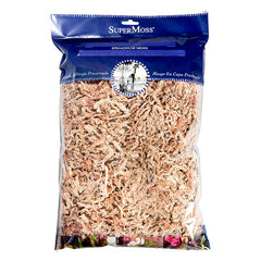 SuperMoss Dried Natural Sphagnum and Orchid Moss