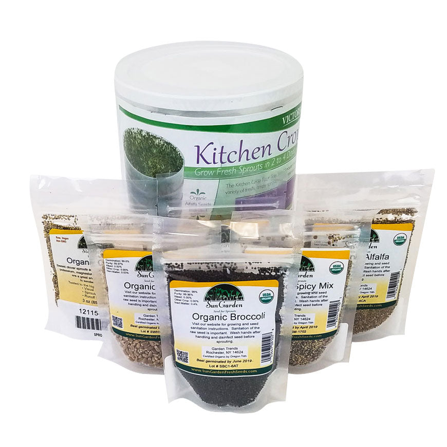 Best Kitchen Seed Sprouter