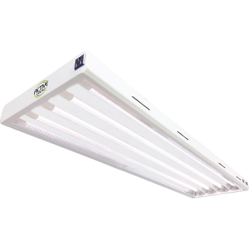 4' Active Grow 4 Tube Wide Spectrum T5 HO LED Light Fixture