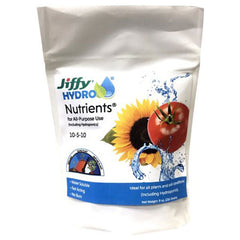 Jiffy Hydro Nutrients 9 oz. Hydroponic Fertilizer
