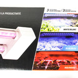 Feit Adjustable Color Spectrum Dual 2ft LED Grow Light