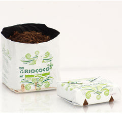 Riococo Open Top Coir Grow Bags 1 Gallon