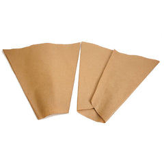 Kraft Paper Bouquet Sleeves (Medium)