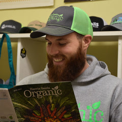 Harris Seeds Organic - Mesh Hat