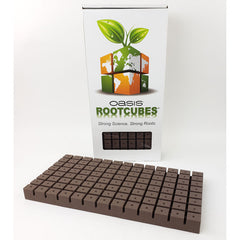Oasis Rootcubes® Grow Cubes 104ct Sheet