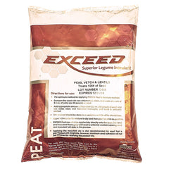 Exceed Pea, Vetch and Lentils Organic Inoculant 5 oz.