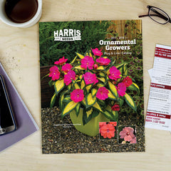 2018 Harris Seeds Ornamental Growers Plug & Liner Catalog (FREE)