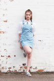 Unicorn Dungaree Dress - Fay Shafai