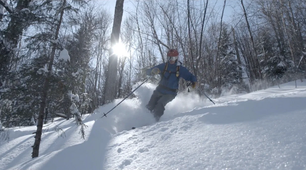 Leave Nice Tracks: Community Backcountry Trails in Vermont with RASTA