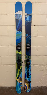 Mountain Jay Demo Skis
