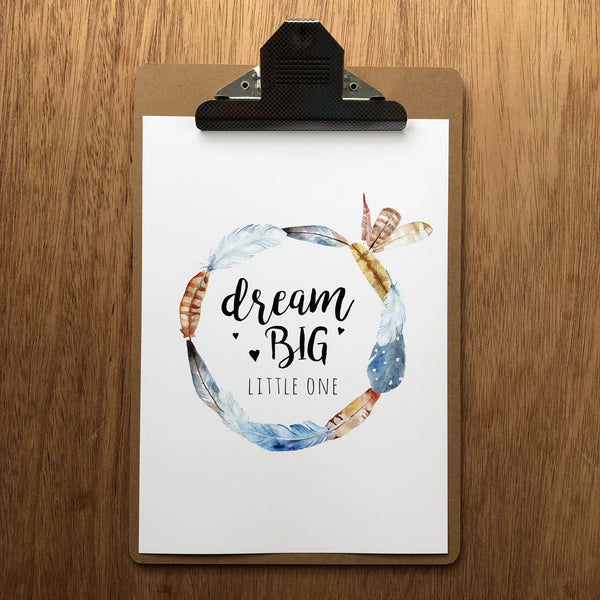 //DREAM BIG//