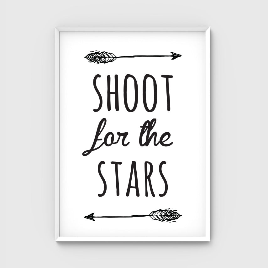 //SHOOT FOR THE STARS//