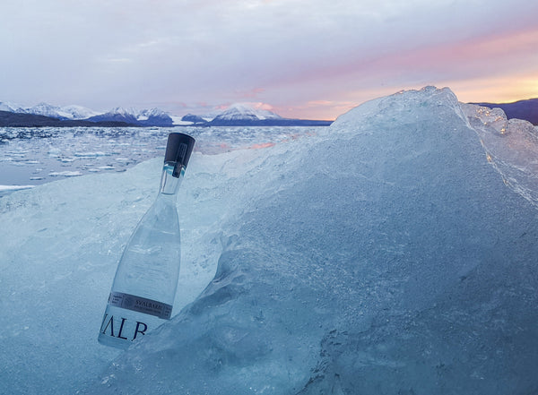 What does iceberg water taste like?
