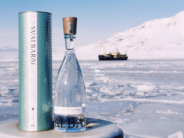 top drinks from svalbard