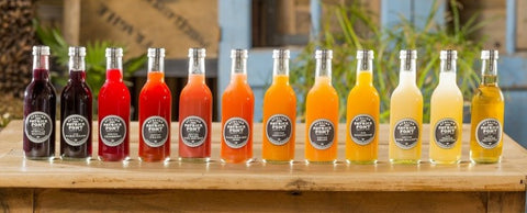 juice options for luxury weddings
