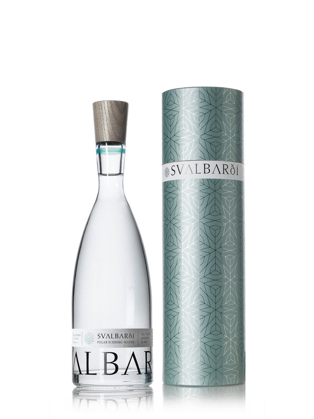 Single 750ml Bottle with Gift Tube - Free Shipping - svalbardiiceberg