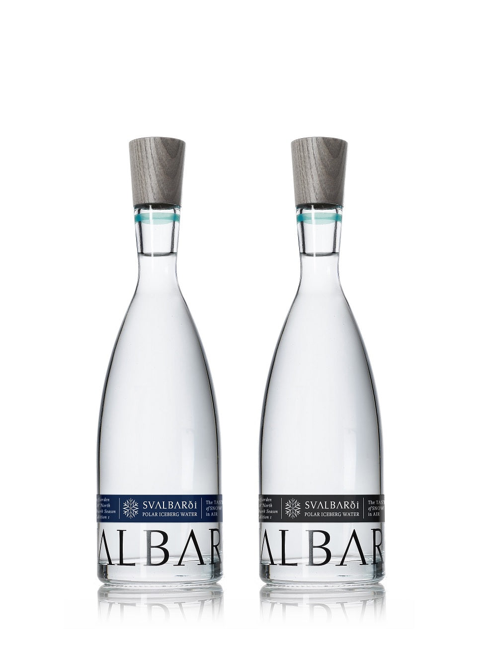 Two-Pack Limited Dark Season Edition (€69,95/bottle) - Free Shipping - svalbardiiceberg
