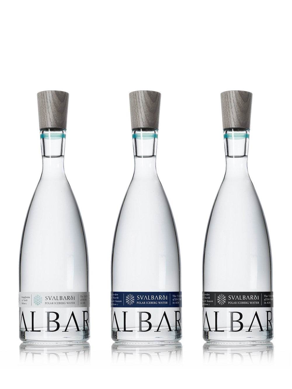 Polar Night & Day 3-Pack (€69,95/bottle) - Free Shipping - svalbardiiceberg