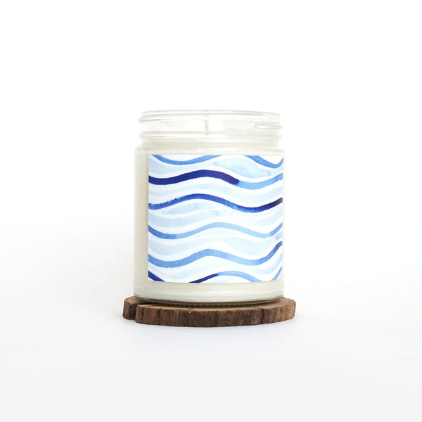 """Alys Beach"" Soy Candle"