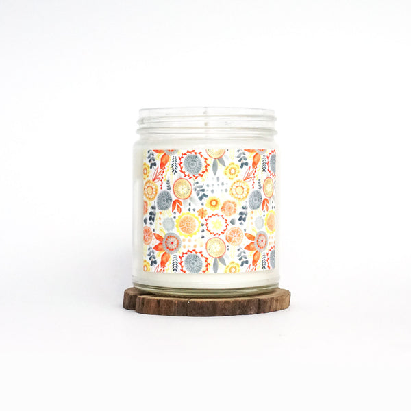 """Jemima"" Soy Candle"