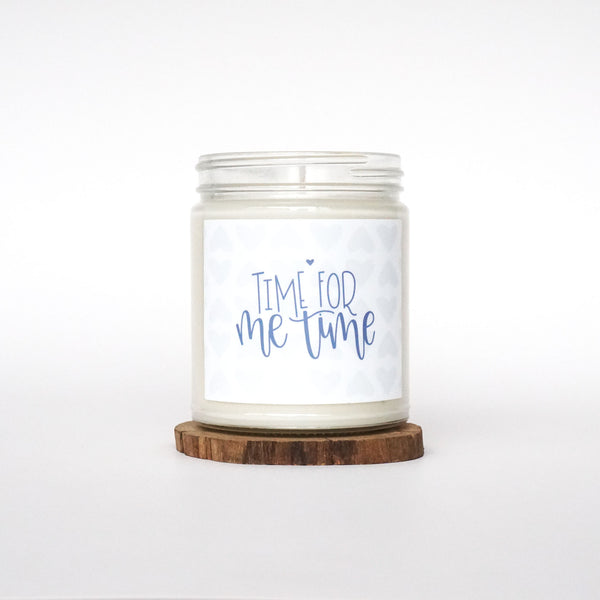 """Me Time"" Soy Candle"