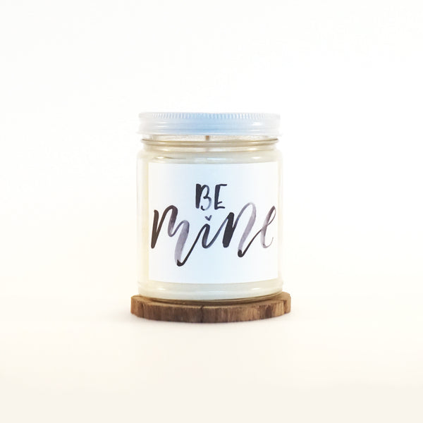 """Be Mine"" Soy Candle"