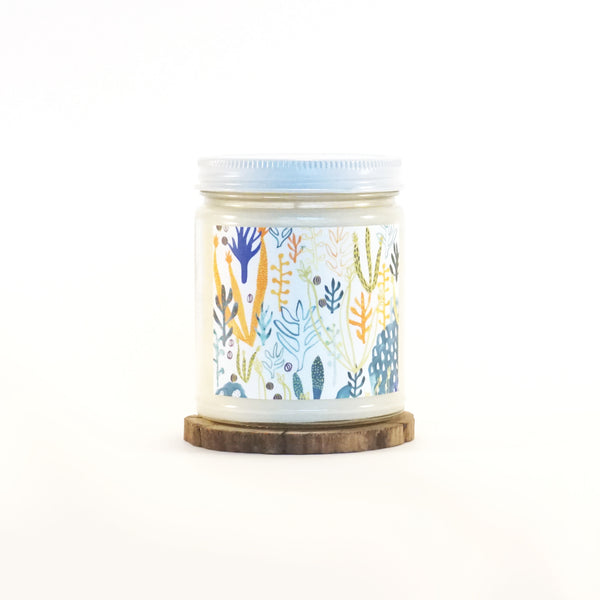 """Flora"" Soy Candle"