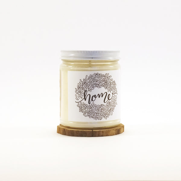 """Home"" Soy Candle"
