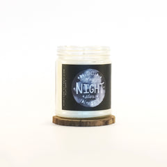 """Moon Of My Night"" Soy Candle"