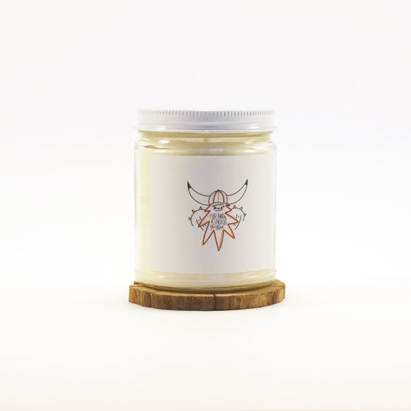 """A Viking To You"" Soy Candle"