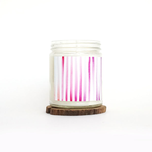 """Pop-Ice"" Soy Candle"