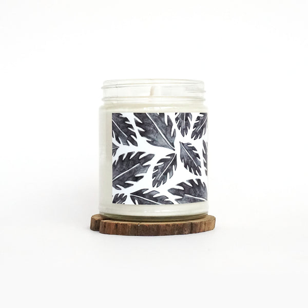 """Wild Thing"" Soy Candle"
