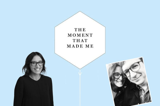 The Moment That Made Me | Glamour Magazine
