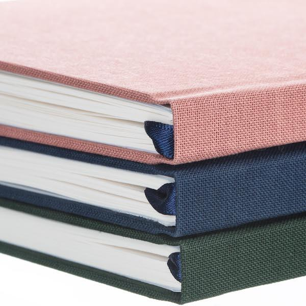 Handbound notebooks Luxury stationery