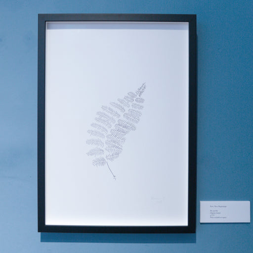 Fern. New. Beginnings Print