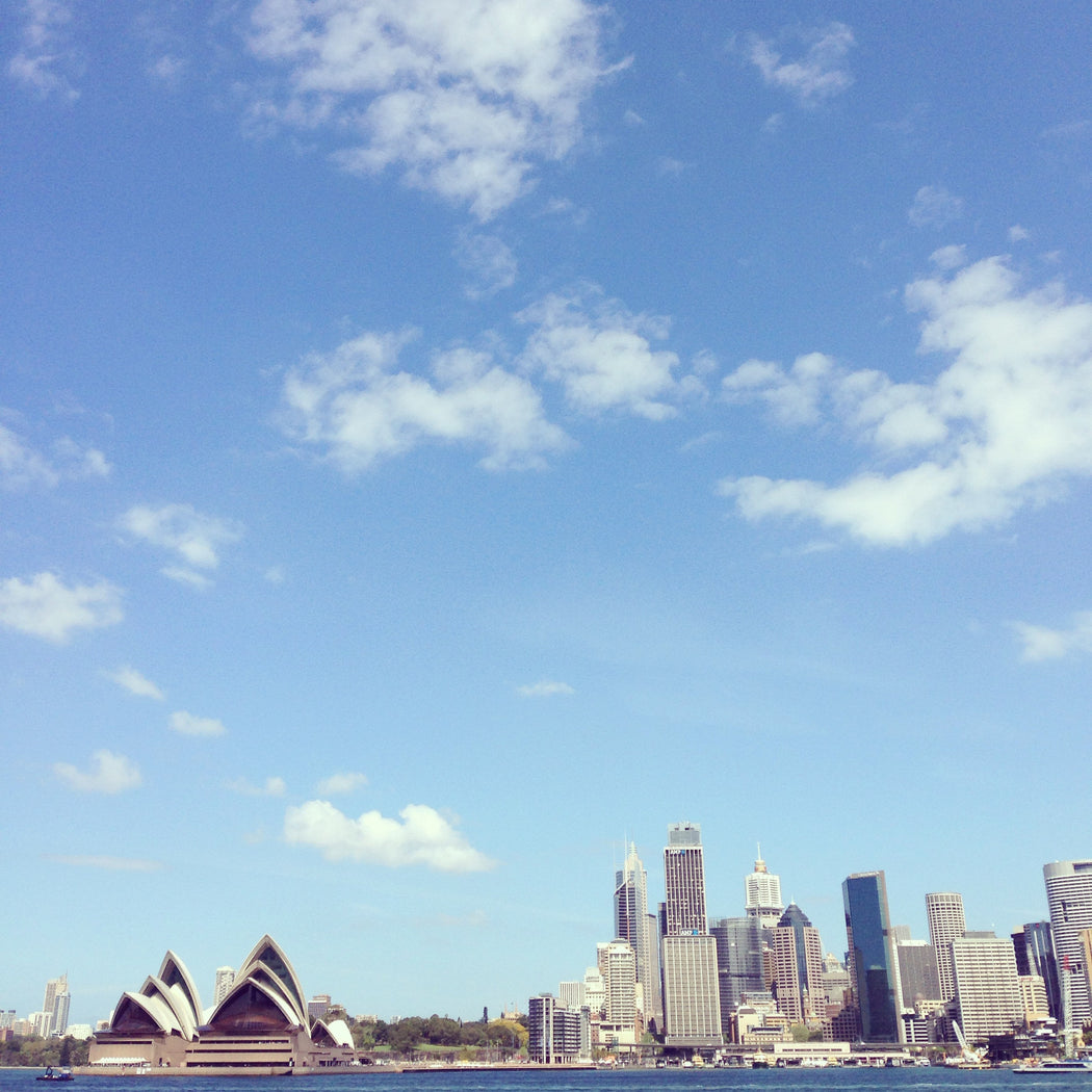 No.2 Sydney in Springtime