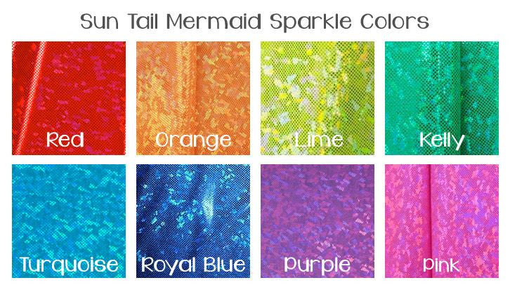 About Our Clearance Sparkle Mermaid Tails