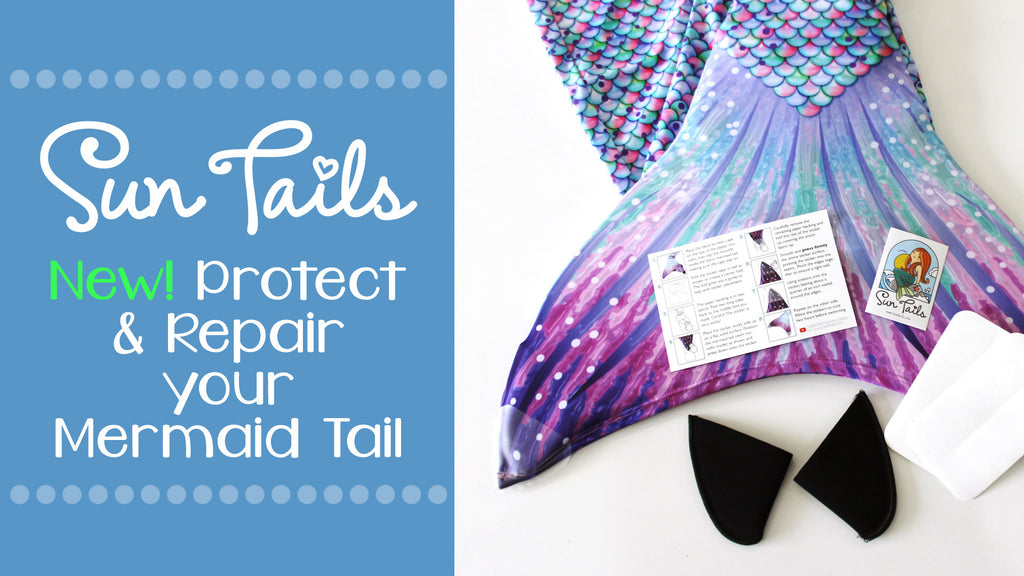 Video Instructions for Mermaid Kit Protector Stickers