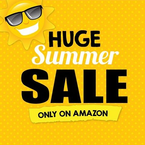 Amazon Huge Summer Sale