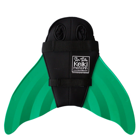 Green Keiki (child size) Mermaid Monofin