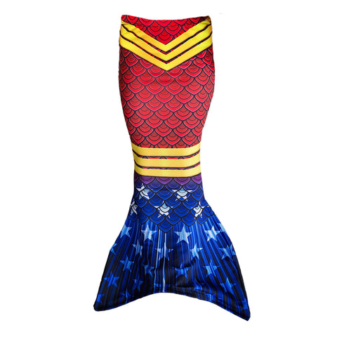 Super Siren Toddler Mermaid Tail