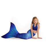 Ocean Deep Mermaid Tail + Monofin Set
