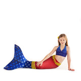 Super Siren Mermaid Tail + Monofin Set