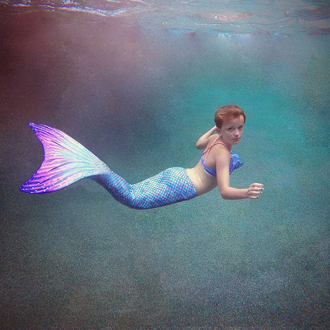 mermaid tail porn